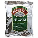 Prewett's - Organic Premium Ground Flaxseed - 175g (Case of 6)
