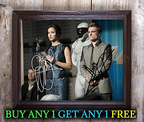 The Hunger Games Film Cast Autographed Signed 8x10 Photo Reprint #50 Special Unique Gifts Ideas Him Her Best Friends Birthday Christmas Xmas Valentines Anniversary Fathers Mothers Day