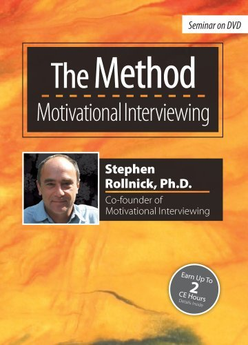 The Method of Motivational Interviewing with Stephen Rollnick by