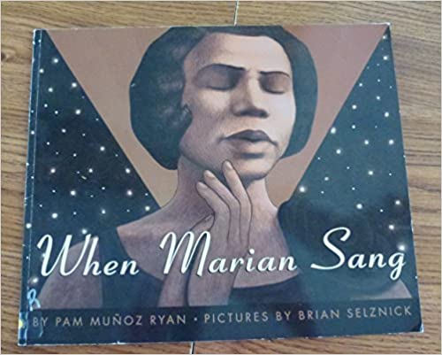 inzone book when marian sang readers workshop