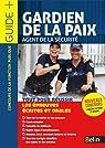 Gardiens de la Paix / Adjoints de sécurité par Boursin