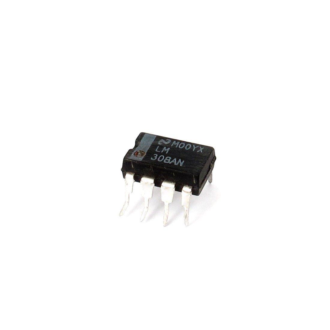 eDealMax LM308AN Dip-8 8Pin Amplificador Operacional IC Para ...