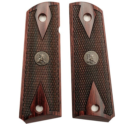 Pachmayr 1911 Govt. and Commander Wood Handgun Grips