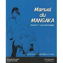 Manuel du mangaka - personnage loisirs jeux