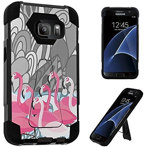 Galaxy S7 Case, DuroCase Transforma Kickstand Bumper Case for Samsung Galaxy S7 SM-G930 (Released in 2016) - ( Sales