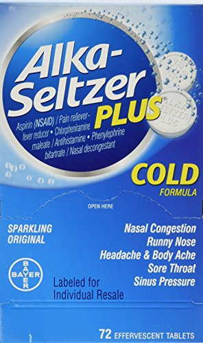 (Alka-Seltzer Plus Cold - 72)