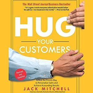 Hug Your Customers Audiobook