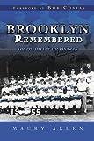 Brooklyn Remembered, Maury Allen, 1596702206