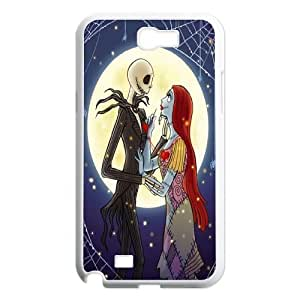 FOR Samsung Galaxy Note 2 Case -(DXJ PHONE CASE)-The Nightmare Before Christmas Movie-PATTERN 8