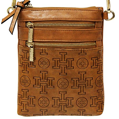 Crossbody Bag for Women, i5 Designer Cellphone Purse Wallet Messenger Bag by i5