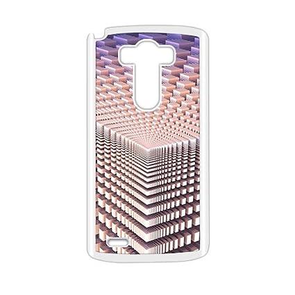 Amazon.com: Artistic aesthetic cubes fashion phone case for ...