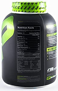 Muscle Pharm Combat Casein Supplement, 4 Pound