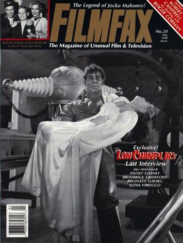 Filmfax Magazine, Issue #20