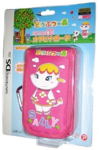 Animal Crossing Sally Nintendo DS Lite Carrying Bag