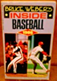 Bruce Weber's Inside Baseball 1986, Bruce Weber, 0590402714