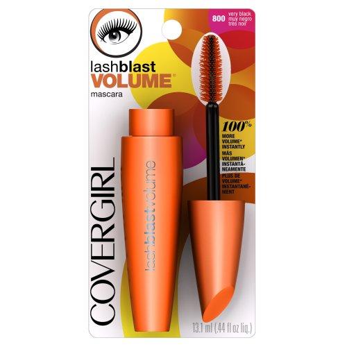 CoverGirl Lashblast Mascara, très noire 800, 0,44 - Once Coffrets (pack de 3)