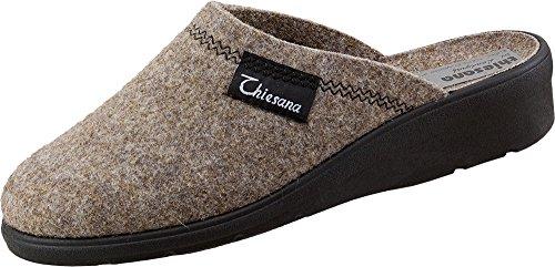 Chausson Ou Sana Velours Marron En Textile Smoothie Marder Chaussons nbsp;confortable Feutrine nbsp;– 4R6qT