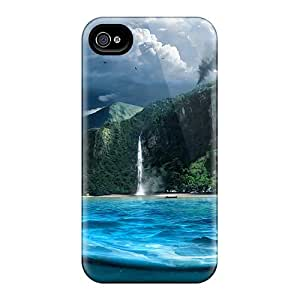 Awesome Design Farcry 3 Hard Case Cover For Iphone 4/4s