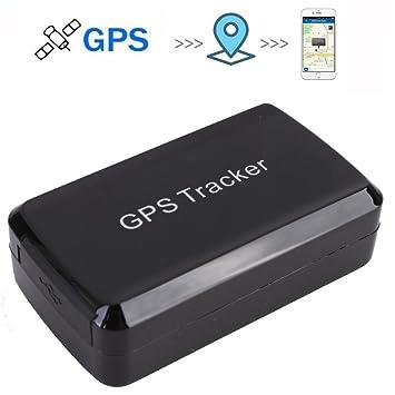 Mini Dispositivo de rastreo Impermeable con Potente imán Largo de Espera GPS localizador para niños Mayores