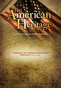 American Heritage Series, Vol. 7: Evidence of America's Spiritual Heritage, Parts 1-3 [Import]
