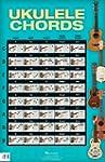 Ukulele Chords: 22 inch. x 34 inch. P...