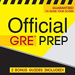 Official GRE Prep Audiobook