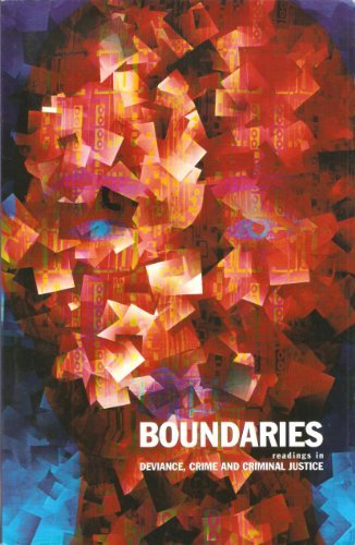 BOUNDARIES readings in Deviance, Crime and Criminal Justice