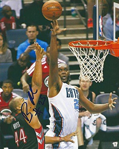 Signed Al Jefferson Charlotte Bobcats 8x10 - Certified Autograph