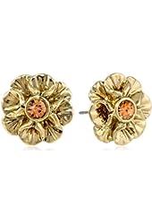 Jessica Simpson Petal Stud Earrings