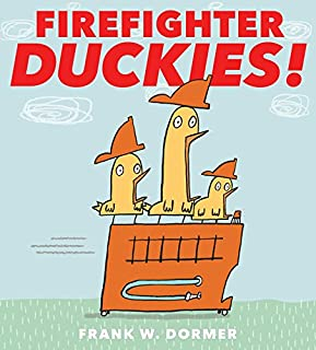 Book Cover: Firefighter Duckies!