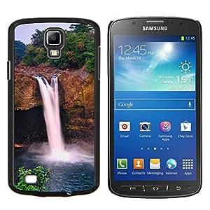 TECHCASE---Cubierta de la caja de protección para la piel dura ** Samsung Galaxy S4 Active i9295 ** --Cascada Cielo