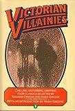 Victorian Villainies, , 0140068503