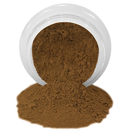 ColorPops by First Impressions Molds Matte Brown 20 Edible Powder Food Color For Cake Decorating, Baking, and Gumpaste Flowers 10 gr/vol single jar
