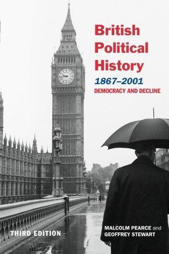 British Poliltical History, 1867-2001 ed3