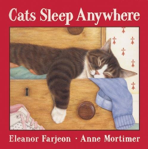 Cats Sleep Anywhere by Frances Lincoln Children's Books