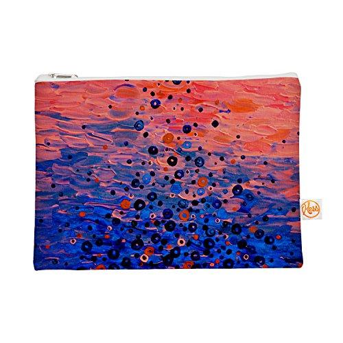 Kess eigene 12,5x 21,6cm Ebi Emporium What Goes Up Alles Tasche–Blau/Pink
