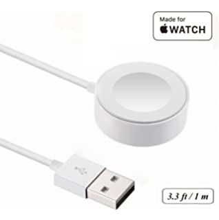 Amazon.com: Cable de carga magnético para Apple Watch ...
