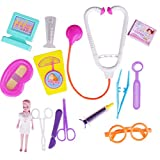 Doctor Medical Play Pretend Set Kids Role Play Toys