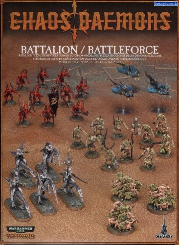 Chaos Daemons Battalion / Battleforce by Games Workshop