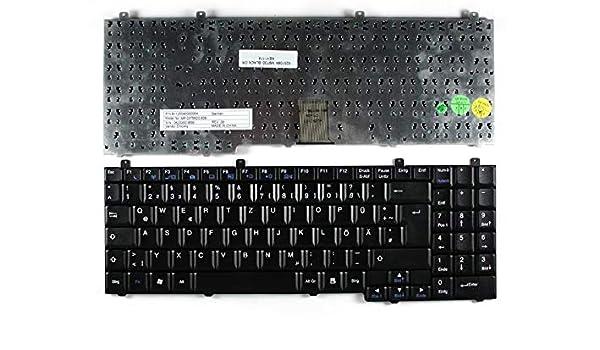Nerd Herd Alienware Area-51 M9700 Teclado para Ordenador Portátil (PC) de Repuesto: Amazon.es: Electrónica