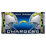 San Diego Chargers Towels - Fiber Beach