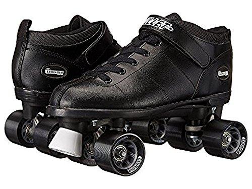 Chicago Bullet Men's Speed Roller Skate – Black