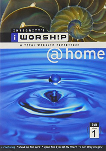 DVD-iWorship @ Home V 1 by David C Cook