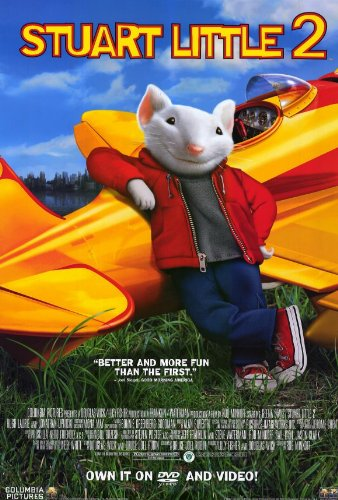Stuart Little 2 Poster B 27x40 Geena Davis Hugh Laurie Jonathan Lipnicki