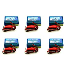 6 x Quantity of Turnigy 12v 2S-3S Basic Balance Battery Charger for Li-Po Batteries
