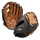 Champion Sports Leather Front Vinyl Back Fielder's Glove