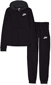 Nike B NSW TRK BF Core Chándal, Niños, Negro (Black/Anthracite ...