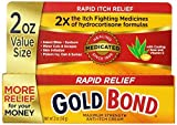 Gold Bond Rapid Relief Anti Itch Cream (Pack of 3)