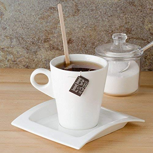 Birch Wood Coffee/Beverage Stirrers (1000 pack) Eco-Friendly Great For Your Coffee Nook. (5.5)