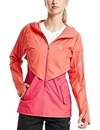 Women's VaporActive Barometer Running Jacket